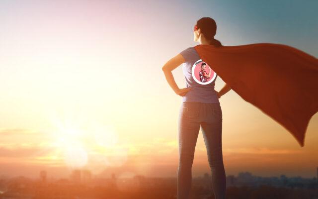 woman superhero